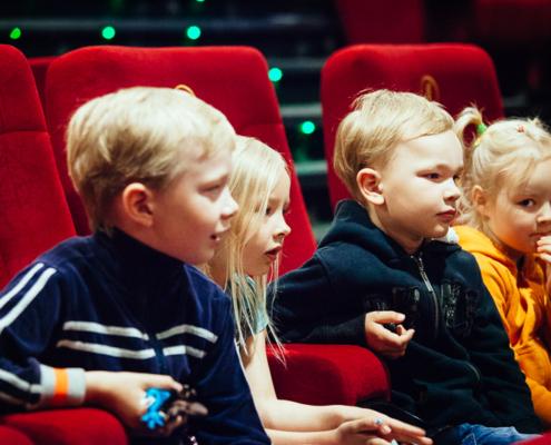Lapset elokuvissa