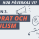 Lektionplan 3: Hatprat och populism